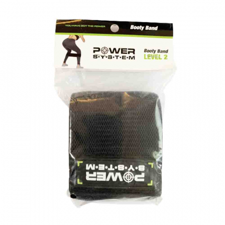Benzi elastice textile BOOTY BAND, Power System, Cod: 409122