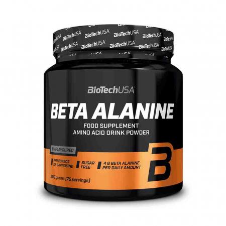 Beta Alanine, Biotech USA, 300g