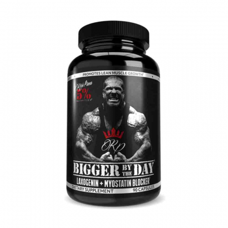 Bigger By The Day, Rich Piana, 5% Nutrition, 90 capsule0