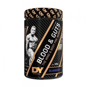 Blood & Guts Pre-workout, Dorian Yates Nutrition, 380g0