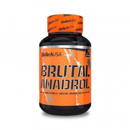 Brutal Anadrol (Testosteron Booster), BiotechUSA, 90 capsule0