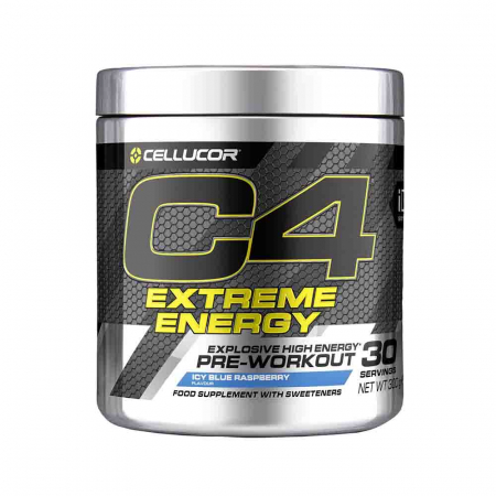 C4 Extreme Energy Pre-workout, Cellucor, 300g0