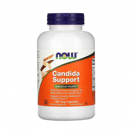 Candida Support, Now Foods0