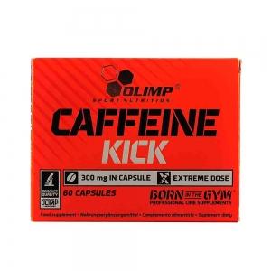 Capsule cafeina, Caffeine Kick, Olimp, 60 caps0