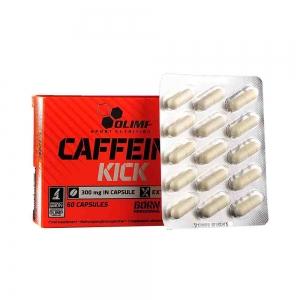 Capsule cafeina, Caffeine Kick, Olimp, 60 caps2