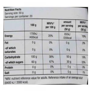 Carbox, Sursa de carbohidrati, BioTech USA, 1000g2