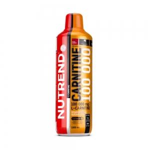 L-Carnitina Lichida 100 000, Nutrend, 1000ml0