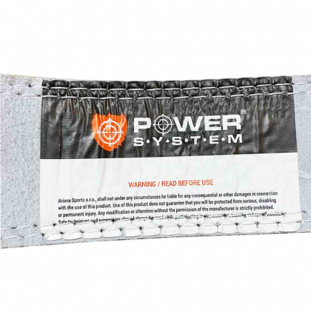 Centura de fitness din piele, Power System Belt Cod: 32507