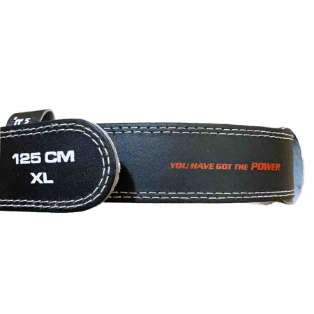 Centura de fitness din piele, Power System Belt Cod: 32508