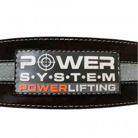 Centura Fitness belt POWERLIFTING, Power System Belt Cod: 38007