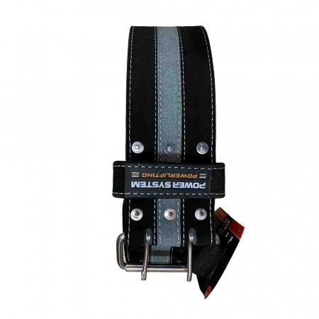 Centura Fitness belt POWERLIFTING, Power System Belt Cod: 38003