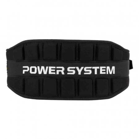 Centura Fitness din Neopren BELT NEO POWER, Power System, Cod: 32304