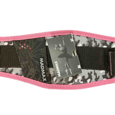 Centura Fitness pentru Femei WMN Conform Pink, MadMax2