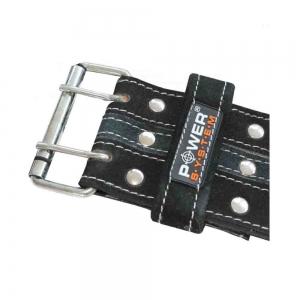 Centura de Powerlifting din piele, Power System Belt2