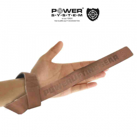 Chingi din Piele LIFTING LEATHER STRAPS, Power System, Cod: 33204