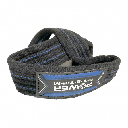 Chingi Powerlifting LIFTING STRAPS FIGURE 8, Power System Cod: 34055