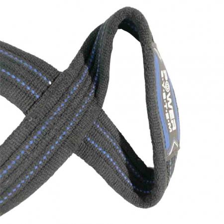 Chingi Powerlifting LIFTING STRAPS FIGURE 8, Power System Cod: 34052