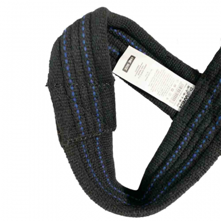 Chingi Powerlifting LIFTING STRAPS FIGURE 8, Power System Cod: 34053