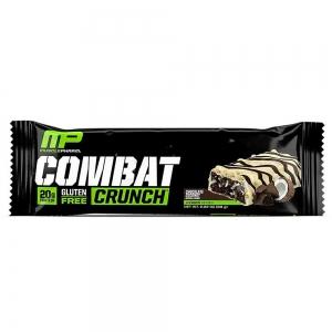 Combat Crunch Bar, MusclePharm, 12x63g1