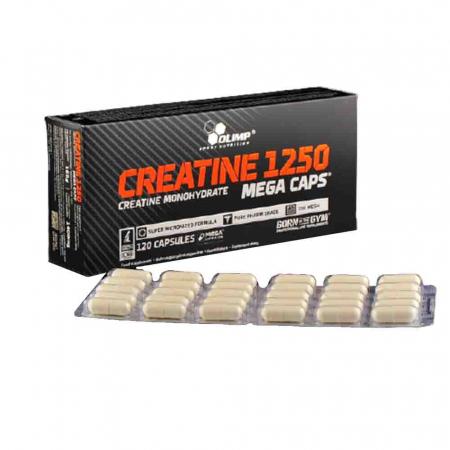 Creatine Mega Caps 1250, Olimp Sport Nutrition2