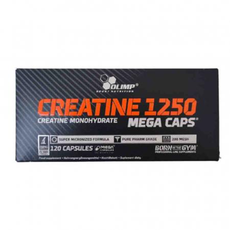 Creatine Mega Caps 1250, Olimp Sport Nutrition0