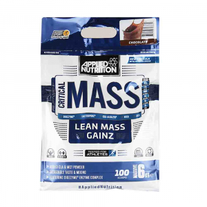 Critical Mass Gainer, Applied Nutrition, 2.4kg/6kg0