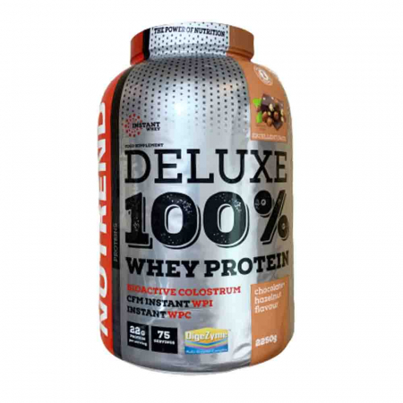 Deluxe 100% Whey Protein, Nutrend, 2250g3