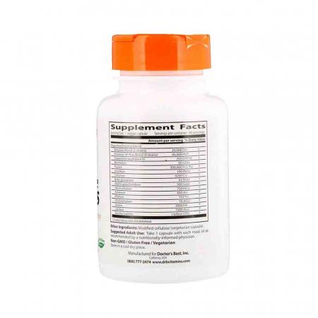 Digestive Enzymes (Enzime Digestive), Doctor's Best, 90 capsule1