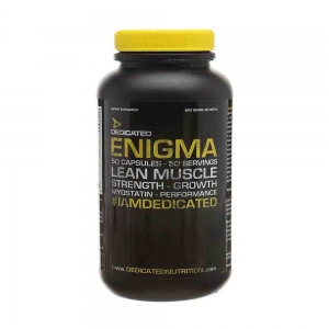 Enigma, Dedicated Nutrition. 50 capsule0