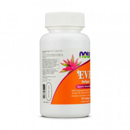 Eve, (Multivitamine Femei) Superior Women's Multi, Now Foods, 90 softgels2