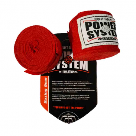 Fasa Elastica BOXING WRAPS, Power System, 2x4m Cod: 34042