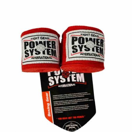 Fasa Elastica BOXING WRAPS, Power System, 2x4m Cod: 34041
