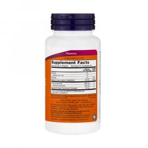 Advanced Gamma E Complex - Vitamina E, Now Foods, 60 softgels1