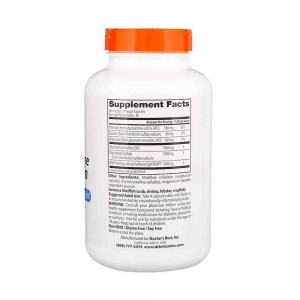 Glucosamine Chondroitin MSM with OptiMSM - Best Doctors - 240 caps1