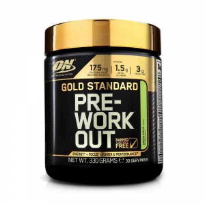 Gold Standard Pre-Workout, Optimum Nutrition, 330g0