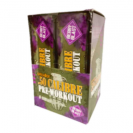 Grenade 50 Calibre Preloaded Sticks, Grenade, 25x23.2g3