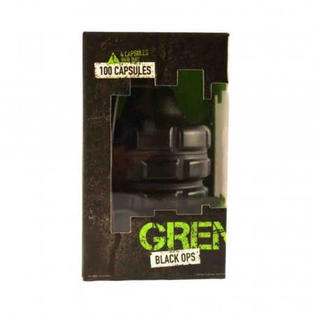 Grenade Black Ops, Grenade, 100 capsule1