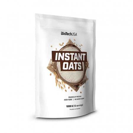 Instant Oats (Ovaz Instant), Biotech USA, 1000g