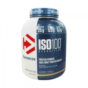 ISO100 Hydrolyzed, Dymatize Nutrition, 2200g0