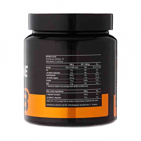 L-Arginine (Arginina), BiotechUSA, 300g2