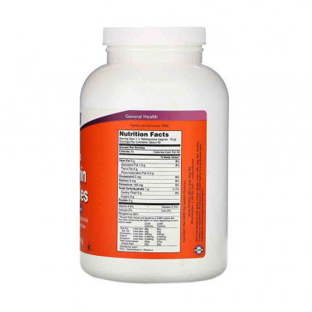 Lecithin Granules (Lecitina Granule), Now Foods, 454g2