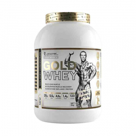 Levrone Gold Whey Protein, Kevin Levrone, 2000g