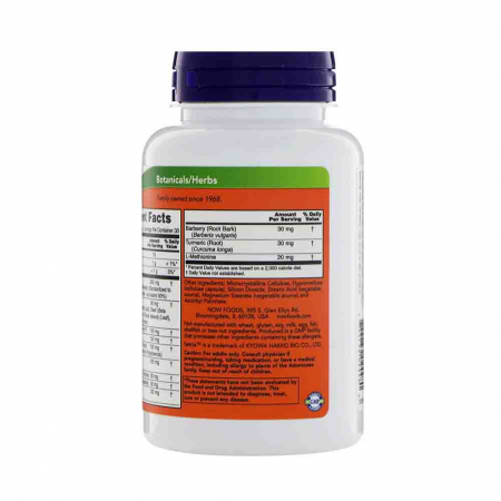 Liver Refresh (Protector Hepatic), Now Foods2