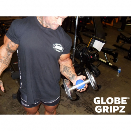 Manere Glob din silicon BAR GLOBE GRIPZ, Power System, Cod: 40582