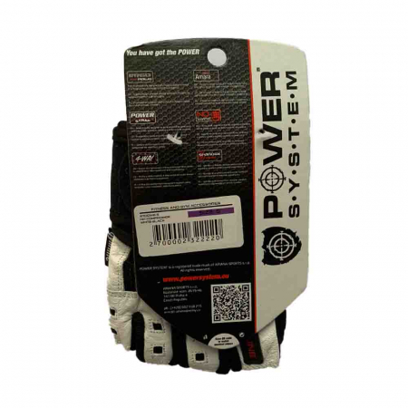Manusi fitness No Compromise, Power System GLOVES, Cod: 27007
