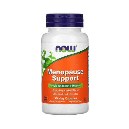 Menopause Support, Now Foods, 90 capsule0