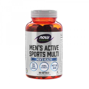 Men's Extreme Sports Multi Vitamin, Now Foods0