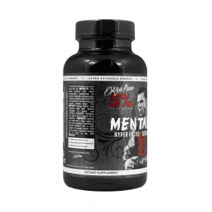 Mentality, Rich Piana Nutrition, 90 caps1