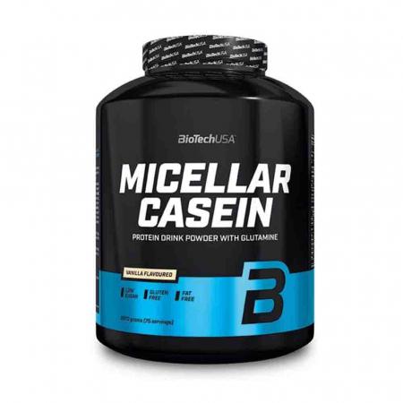 Micellar Casein Protein (Caseină Micelară), Biotech USA, 2270g