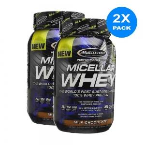 Micellar Whey, Muscletech, 907g, 25serviri5